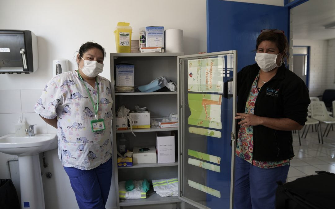 Empresas socias de Pro Til Til ayudan a sus vecinos a enfrentar la pandemia